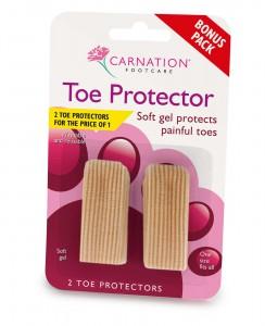 Carnation Toe Protector CAR110Z