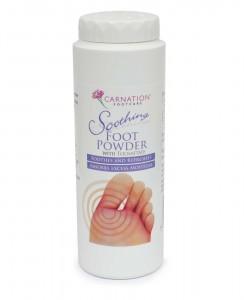 Carnation Soothing Foot Powder CAR761Z
